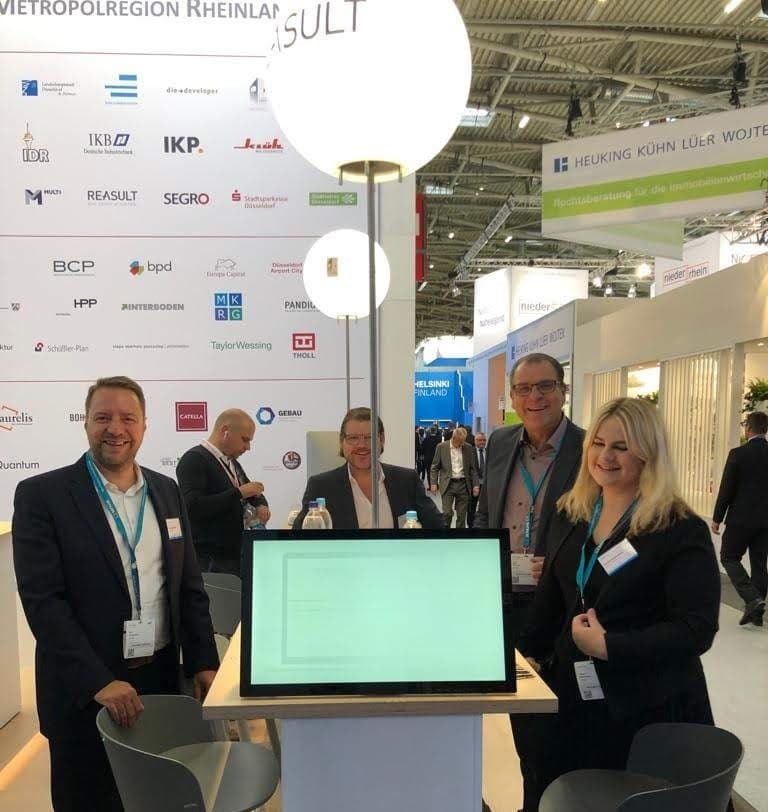 Reasult EXPO REAL 2019